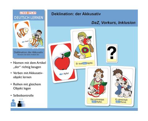 Deutsch Lernen - Deklination der Akkusativ-2