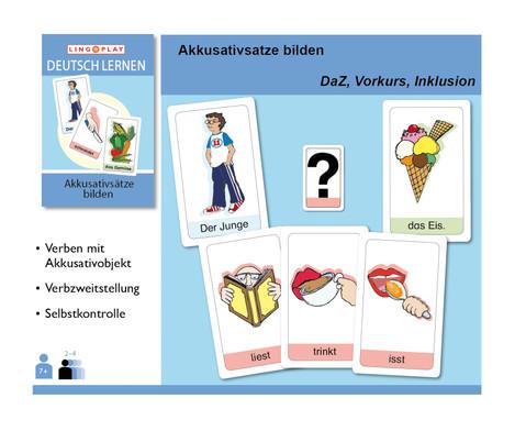 Deutsch Lernen - Akkusativsaetze bilden-2