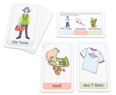 Deutsch Lernen - Akkusativsaetze bilden-4