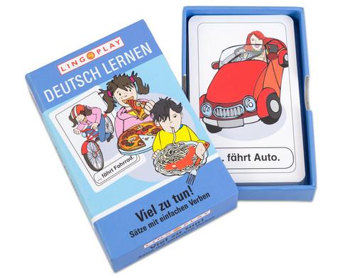 Deutsch Lernen - Viel zu tun-3