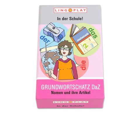 Grundwortschatz DaZ - In der Schule DaZ-Grundwortschatz-1