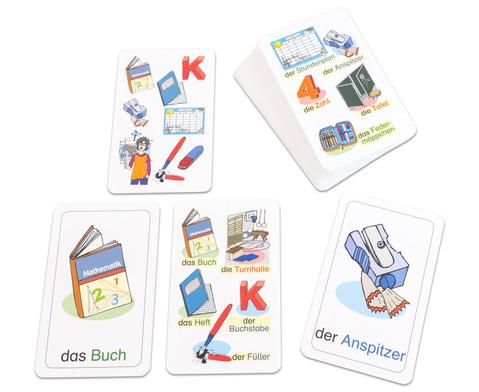 Grundwortschatz DaZ - In der Schule DaZ-Grundwortschatz-3