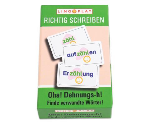 Richtig Schreiben - Oha Dehnungs-h Finde verwandte Woerter-1