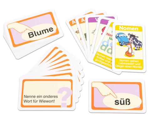 Sprache Betrachten - Nomen Verb oder Adjektiv Wortarten bestimmen-4