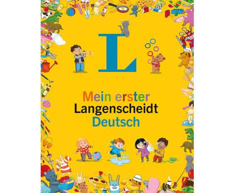 Mein erster Langenscheidt Deutsch-1