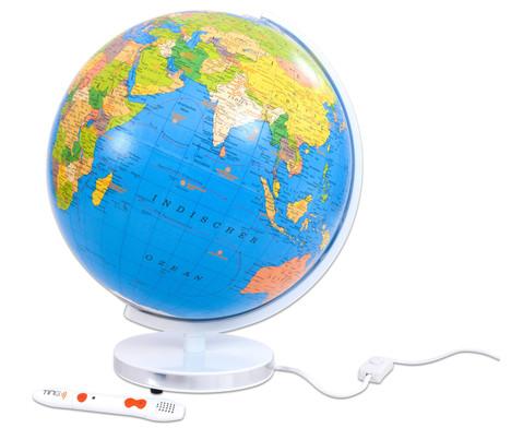 TING-Starterset WAS IST WAS-Globus Abenteuer Erde-1