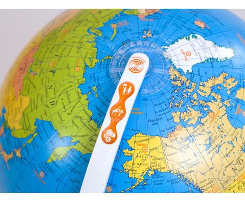 TING-Starterset WAS IST WAS-Globus Abenteuer Erde-3
