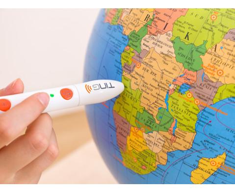 TING-Starterset WAS IST WAS-Globus Abenteuer Erde-4