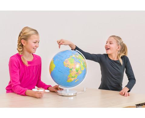 TING-Starterset WAS IST WAS-Globus Abenteuer Erde-5