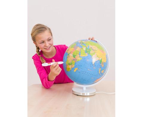 TING-Starterset WAS IST WAS-Globus Abenteuer Erde-6