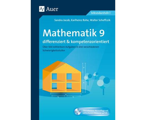 Mathematik 9 differenziert und kompetenzorientiert