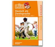 LÜK: Deutsch als Zweitsprache Stufe 1 für 1.- 4. Klasse