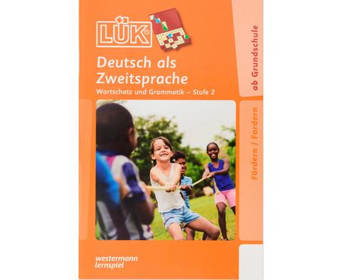 LUEK Deutsch als Zweitsprache Stufe 2 fuer 1- 4 Klasse-1