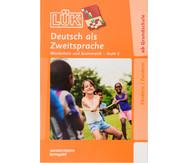 LÜK: Deutsch als Zweitsprache Stufe 2 für 1.- 4. Klasse