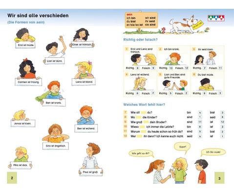 LUEK Deutsch als Zweitsprache Stufe 2 fuer 1- 4 Klasse-2