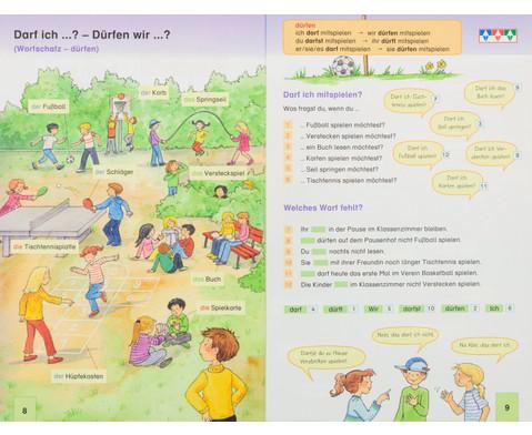 LUEK Deutsch als Zweitsprache Stufe 2 fuer 1- 4 Klasse-5