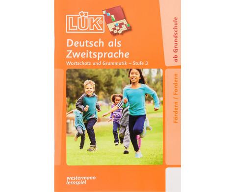 LUEK Deutsch als Zweitsprache Stufe 3 fuer 1- 4 Klasse-1