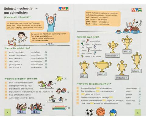 LUEK Deutsch als Zweitsprache Stufe 3 fuer 1- 4 Klasse-5