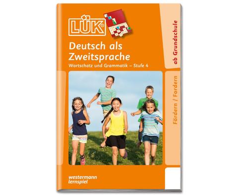 LUEK Deutsch als Zweitsprache Stufe 4 fuer 1- 4 Klasse-1