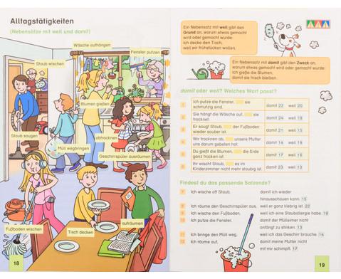 LUEK Spielend leicht Deutsch lernen 1-3