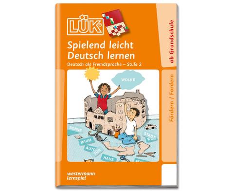 LUEK Spielend leicht Deutsch lernen 2-1