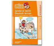 LÜK: Spielend leicht Deutsch lernen Stufe 2 ab 1. Klasse