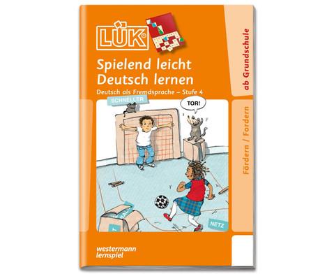 LUEK Spielend leicht Deutsch lernen 4-1