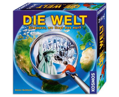 Die Welt - Wo liegt das nur-1