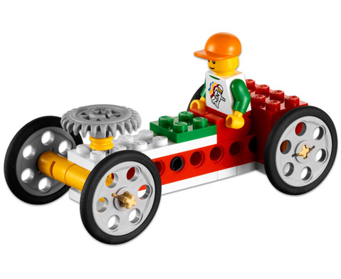 LEGO Education Einfache Maschinen Bausatz-6