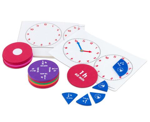 Lernset Uhrzeit verstehen-4