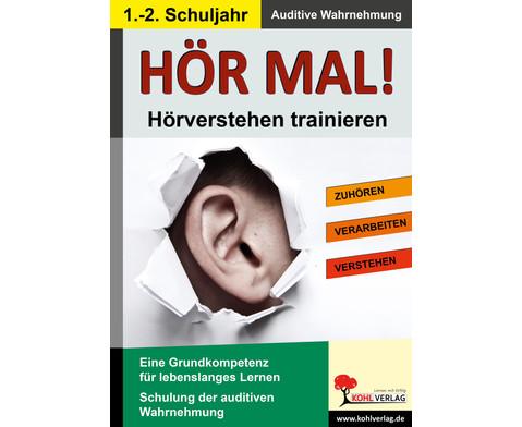 Hör mal! Hörverstehen trainieren ab 1. Klasse - betzold.de