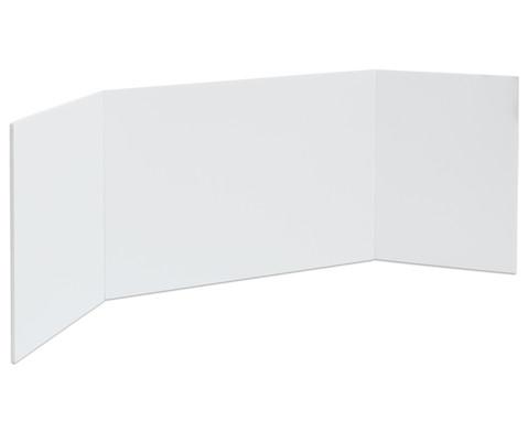 5 Praesentationsboards 2-teilig