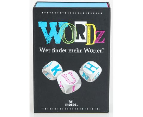 Wordz - Wer findet mehr Woerter-1