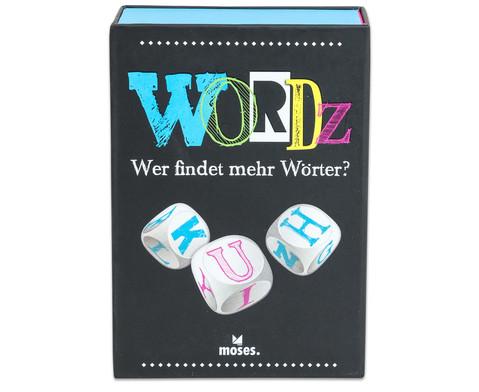 Wordz - Wer findet mehr Woerter