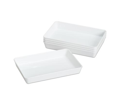 Transparente Materialschalen klein-1