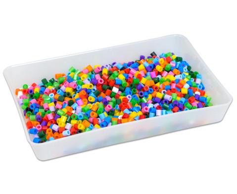 Transparente Materialschalen klein-7