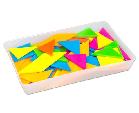 Transparente Materialschalen klein-10