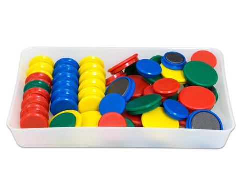 Transparente Materialschalen klein-12