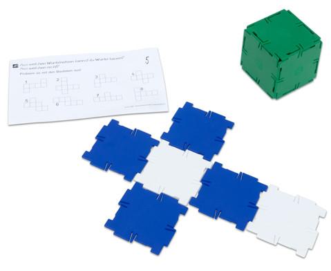 Polydron Satz mit 36 Quadraten-5
