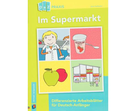 DaZ Praxis - Im Supermarkt