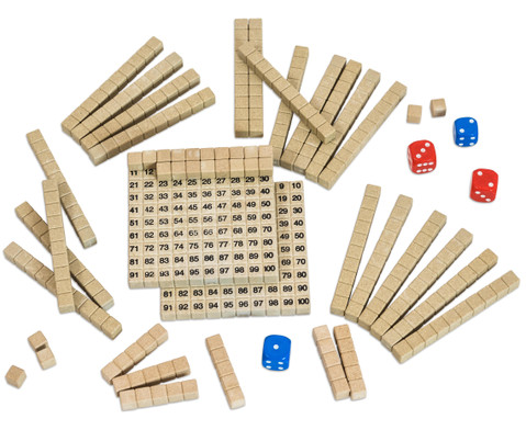 Mathespiel Hunderterraum