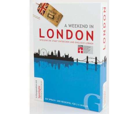 A Weekend in London-1
