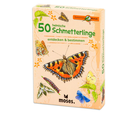Expedition Natur 50 heimische Schmetterlinge-1