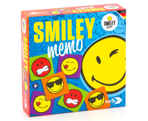 Smiley - Memo-1