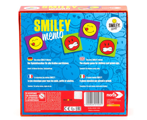 Smiley - Memo-3