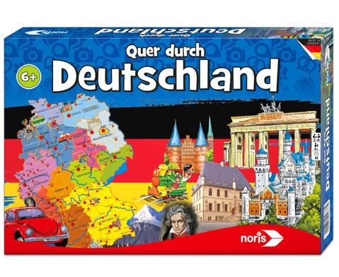 Deutschland - Reise fuer Kinder-1