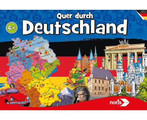Deutschland - Reise fuer Kinder-4