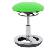 FLEXness High Round Hocker, Sitzhöhe: 49 - 70 cm