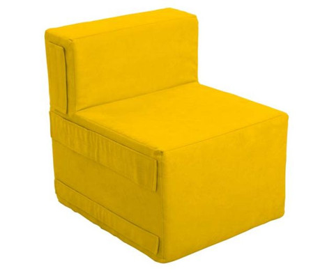 Kuschelelement Sessel aus Stoff-2