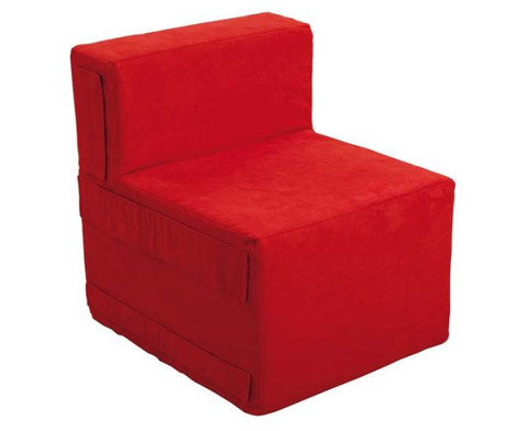 Kuschelelement Sessel aus Stoff-4